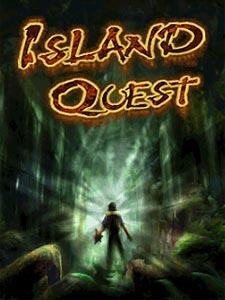 мобильная java игра Island Quest
