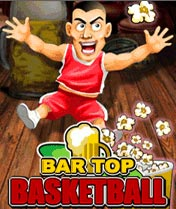java игра Барный Баскетбол