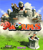 java игра Worms Forts 3D