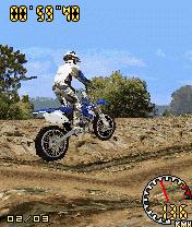 java игра Мотокросс 3D