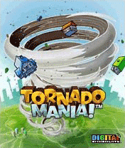 java игра Tornado mania