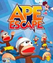 java игра Ape Escape