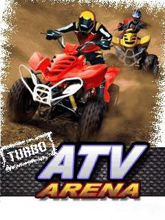 java игра Turbo ATV Arena