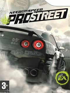 Need For Speed ProStreet 3D java-игра