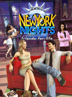 java игра New York Nights 2: Friends for Life
