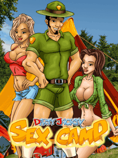 java игра Грязный Джек: Секс Лагерь