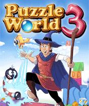 java игра Мир Паззлов 3
