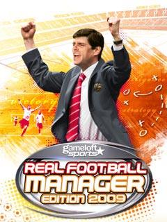 Футбольный Менеджер 2009 java-игра