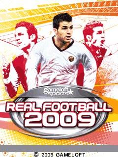 java игра Настоящий Футбол 2009