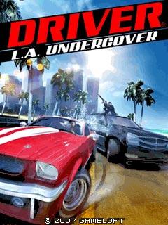 Driver L.A.Undercover java-игра