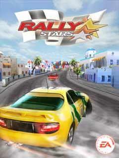 Rally Stars 3D java-игра