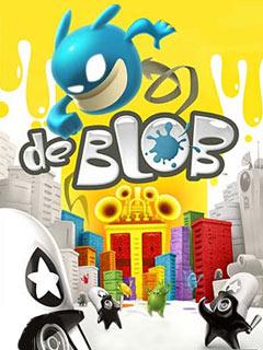 игра De Blob