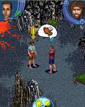 java игра Sims 2: Робинзоны