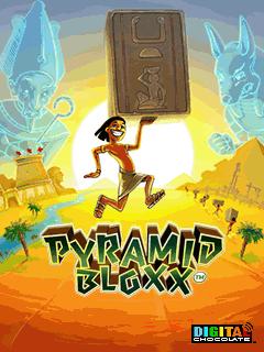 java игра Блоки пирамиды