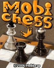 Мобильные Шахматы java-игра
