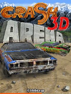 java игра Арена разрушений 3D