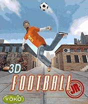 java игра Футбольные трюки