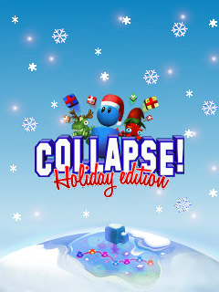 java игра Collapse Holiday Edition