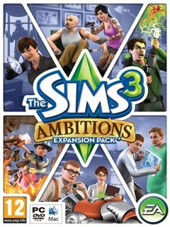 Симс 3: Карьера java-игра