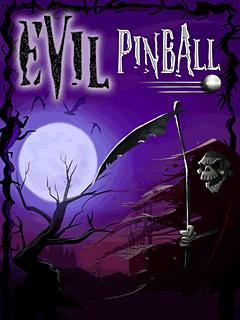 java игра Зловещий Пинбол