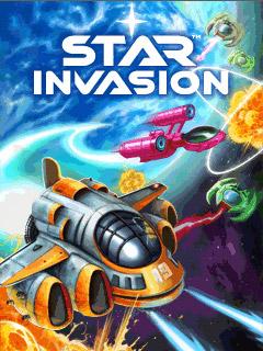 java игра Звездное Вторжение