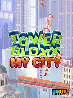java игра Строительные Блоки: Мой Город