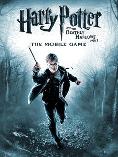java игра Гарри Поттер и Дары Смерти. Часть 1