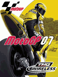 java игра Moto GP 07 3D