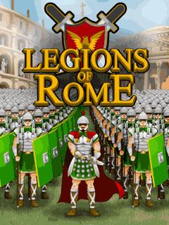 java игра Римские Легионы