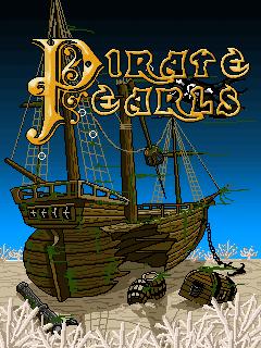 java игра Пиратские Жемчужины