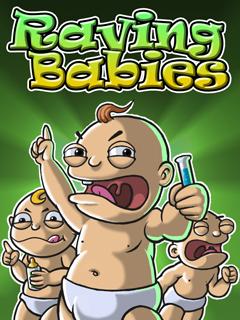 java игра Безумные Младенцы