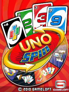 java игра Uno Spin