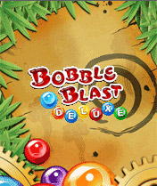 Bobble Blast Deluxe java-игра