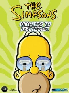 java игра Симпсоны: Минуты до Расправы