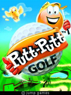 java игра Putt Putt Golf