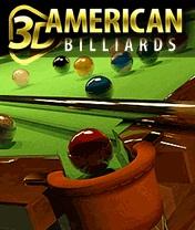 java игра Крутой Американский Бильярд 3D