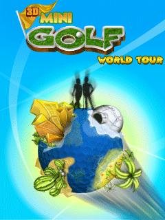 java игра Мини гольф 3D: Мировой Тур