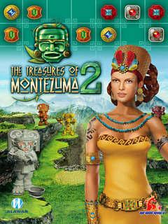 java игра Сокровища Монтесумы 2