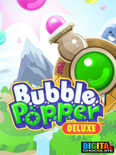 Bubble Popper Deluxe java-игра