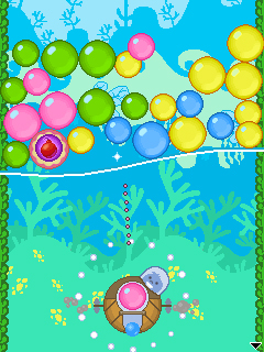 java игра Bubble Popper Deluxe