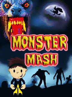 java игра Monster Mash