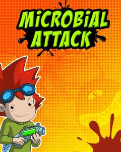 Микробная Аттака java-игра