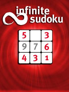 игра Infinite Sudoku