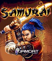 java игра Самурай