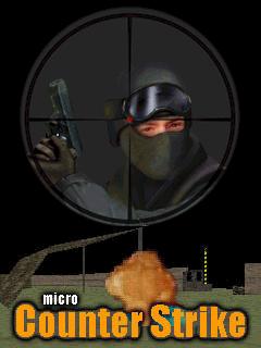 Микро Контер-Страйк 1.4 java-игра