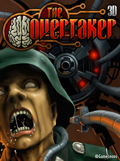 java игра The Overtaker 3D