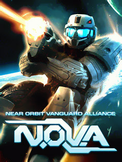 java игра N.O.V.A. Near Orbit Vanguard Alliance