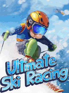 java игра Лыжные Гонки