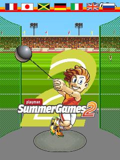 java игра Плеймен: Летние Игры 2