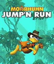 java игра Морхан: Прыгай и Беги